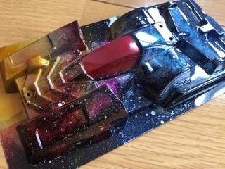 ネオトライダガーZMC Sunrising Galaxy!